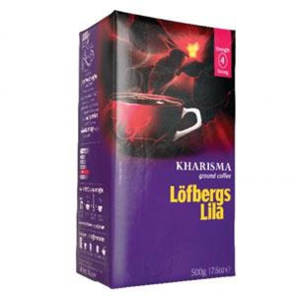 Lofbergs Kharizma молотый, 500 гр.