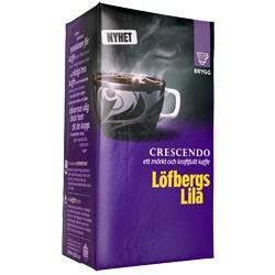 Lofbergs Crescendo молотый, 500 гр.