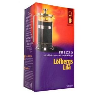 Lofbergs Prezzo молотый, 500 гр.