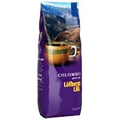 Lofbergs Colombia молотый, 250 гр.