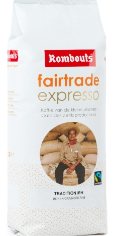 Кофе Rombouts Fair Trade MH