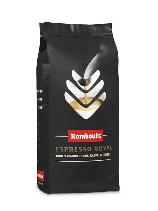 Кофе Rombouts Espresso Royal