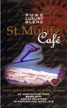 Badilatti St.Moritz Cafe, в зернах, 250 гр