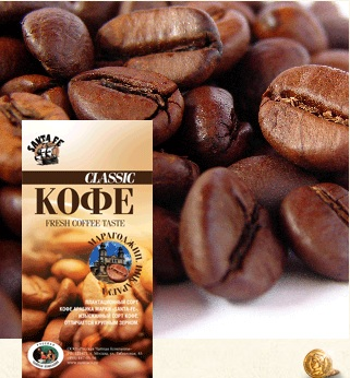Марагоджип Никарагуа кофе Арабика 1,0 Santa-Fe