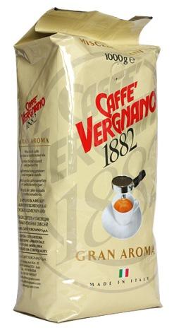 Кофе Vergnano Gran Aroma