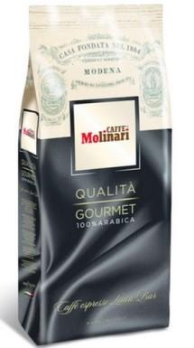 Кофе Molinari Gourmet Молинари Гурмэ