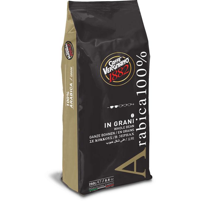 Кофе Vergnano Arabica 100%