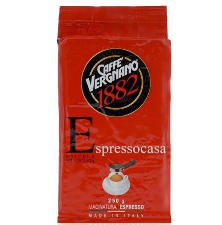 Кофе Vergnano Espressocasa