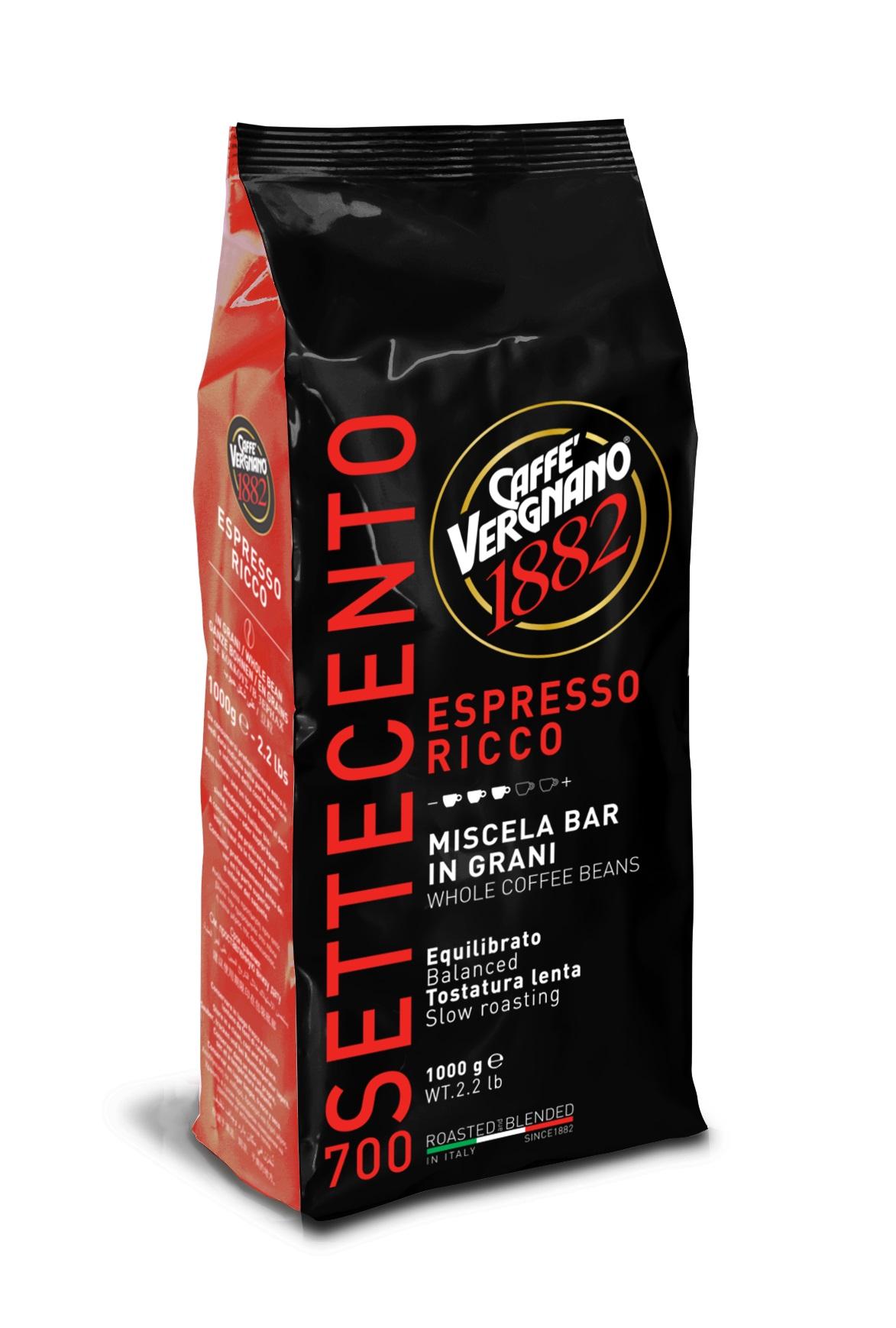 Кофе Вергнано 700
