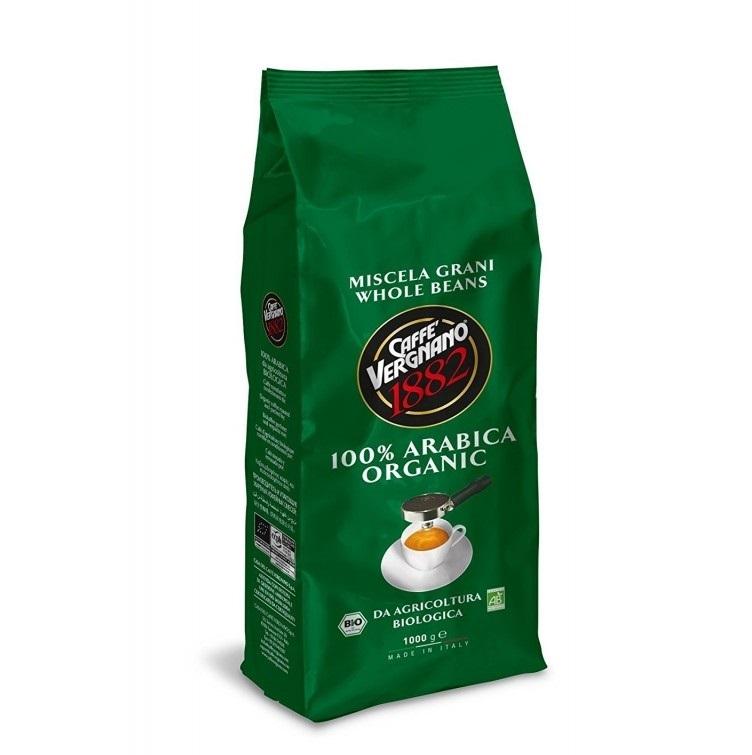 Кофе Vergnano Biologica