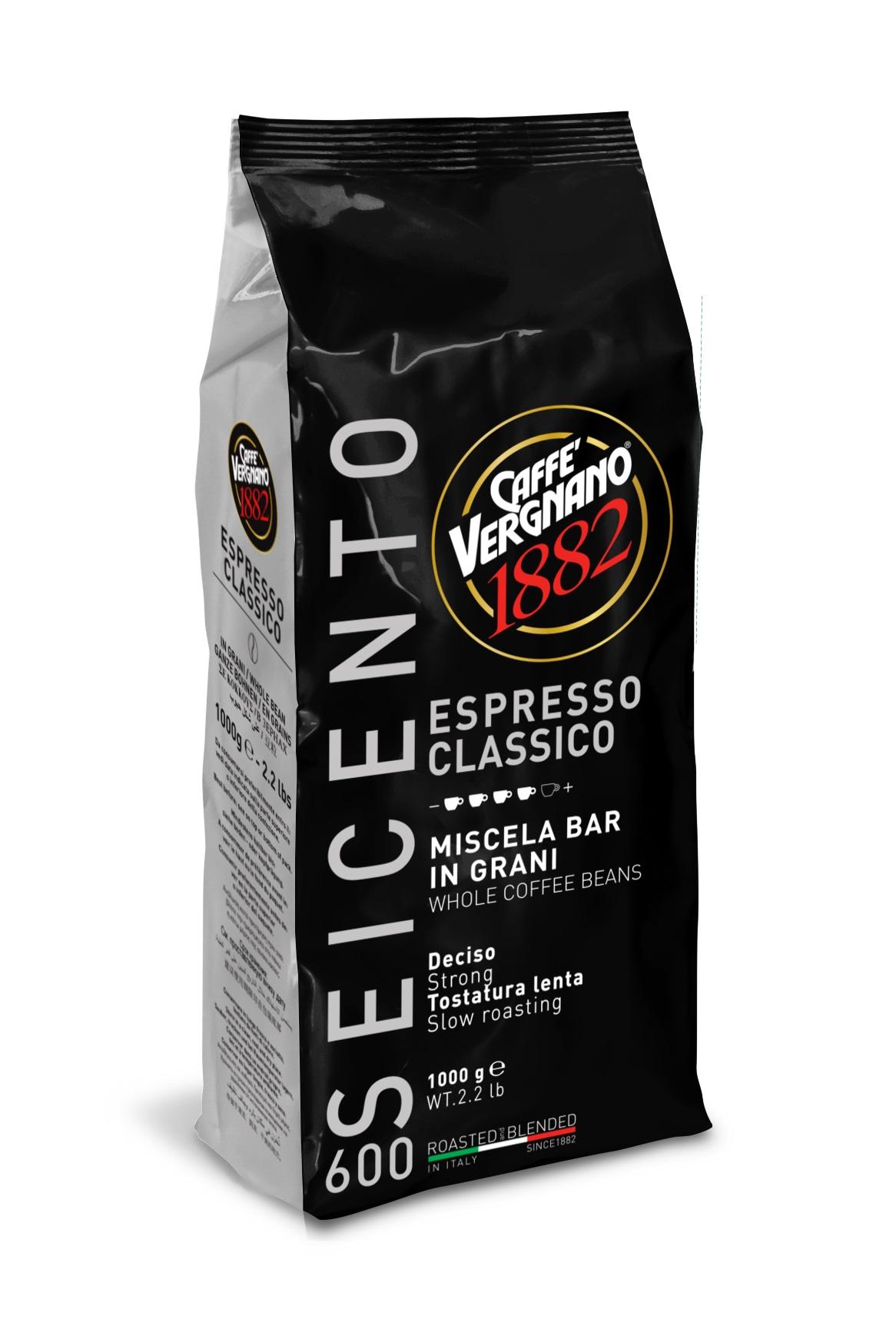 Кофе Вергнано 600