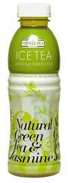 Холодный чай Ahmad Tea Ахмад, натуральный зеленый чай с лимоном.