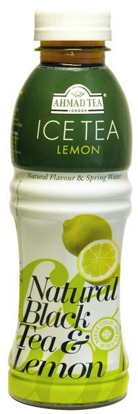 Ahmad Tea чай Ахмад, натуральный черный чай с лимоном.