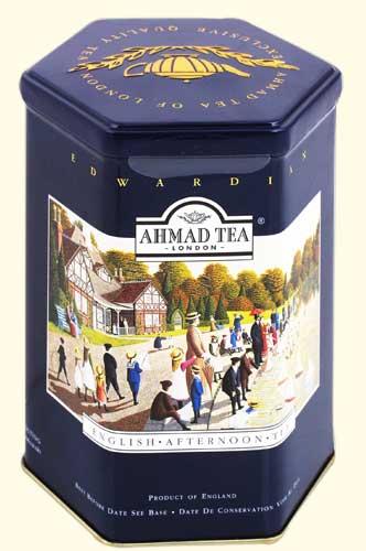 Чай Ahmad Tea Английский полдник