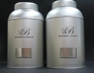 Чай Betjeman & Barton Earl Grey / Бетжемен и Бартон Эрл Грей, 125 гр (банка).