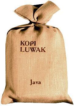 Badilatti Kopi Luwak, в зернах, 250 гр