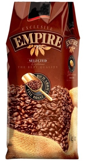 EMPIRE COLOMBIA ARABICA, в зернах, 1кг