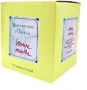 Чай Dammann Verveine-Menthe / Чай Даман вербена и мята, 25 шт.