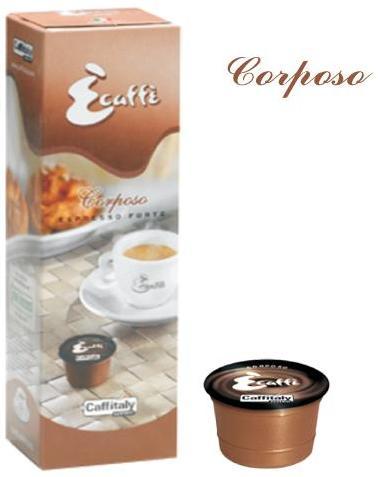 Кофе натуральный жареный порционный Corposo / Корпосо (капсула) 10 шт.