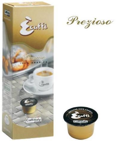 Кофе натуральный жареный порционный Prezioso / Прециоcо (капсула) 10 шт.