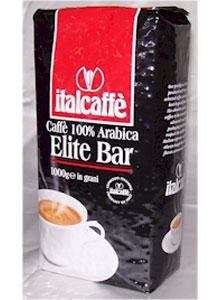 Italcaffe ELITE BAR / Италкафе Элит бар кофе в зернах 1 кг.