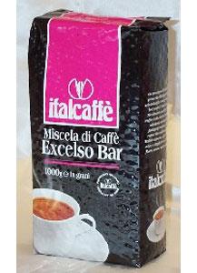 Italcaffe EXCELSO BAR / Италкафе Экселсо бар кофе в зернах 1 кг.