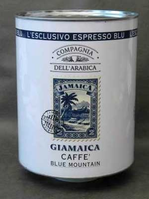 Кофе Compagnia Dell` Arabica Jamaica Blue Mountain в зернах (100% арабика) 1,5 кг.