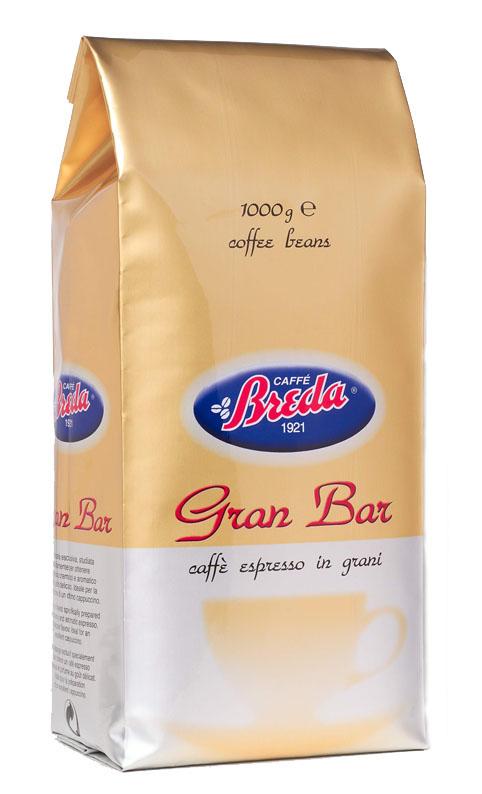Breda Gran Bar, в зернах, 1кг