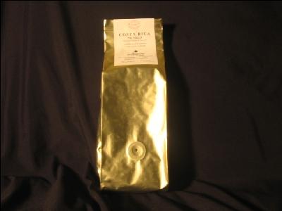 Кофе La Semeuse Costa Rica Tres Rios в зерне(эксклюзив) 0,25 кг.