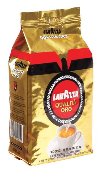 Кофе Lavazza Oro в зернах 1 кг.