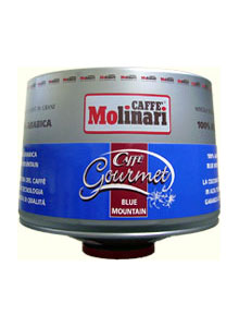 Кофе MOLINARI Blue Mountain в зернах в/б 1 кг.