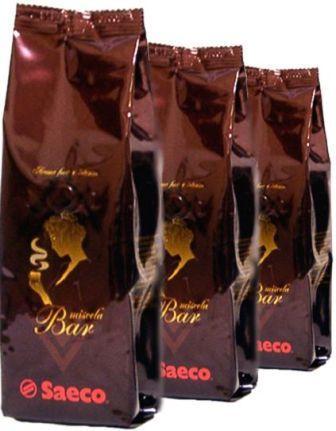 Кофе Saeco Bar в зернах 0,25 кг.