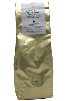 Кофе La Semeuse Brasil Sul De Minas в зерне(эксклюзив) 0,25 кг.