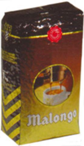 Кофе Malongo Espresso Брассери в зернах 1 кг.