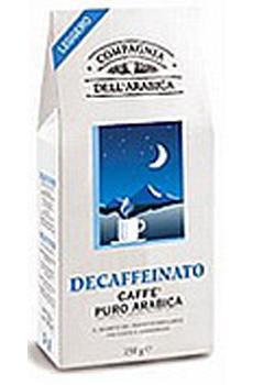 Кофе Compagnia Dell`Arabica DECAFFEINATO в чалдах, 6,7 г х 18 шт.
