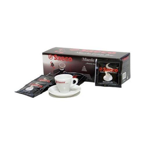 Кофе Saeco Extra Bar в чалдах 0,25 кг (36 шт.).
