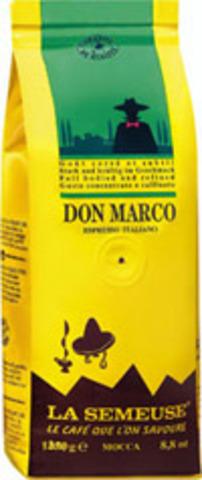Кофе La Semeuse Don Marco молотый 0.06 кг.
