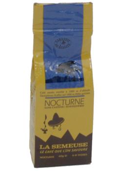 Кофе La Semeuse Nocturne молотый(без кофеина) 0,06 кг.