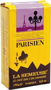 Кофе La Semeuse Parisien молотый 0,25 кг.