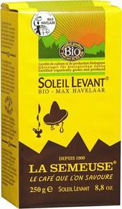 Кофе La Semeuse Soleil Levant молотый 0,25 кг.
