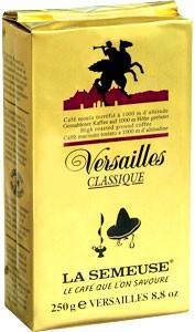 Кофе La Semeuse Versailles молотый 0,25 кг.
