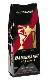 Кофе HAUSBRANDT Espresso Academia зерно
