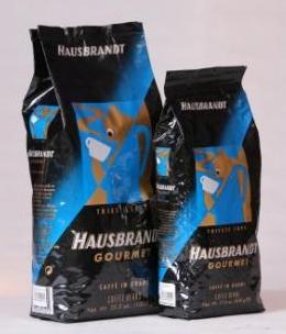 Кофе HAUSBRANDT Espresso Gourmet зерно