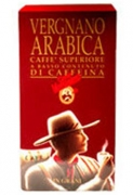 Кофе Vergnano Arabica молотый 0,5 кг.