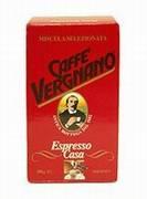 Кофе Vergnano ESPRESSO молотый 1 кг (вак/уп).