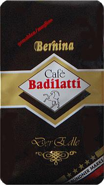 Badilatti Bernina, в зернах, 500 гр