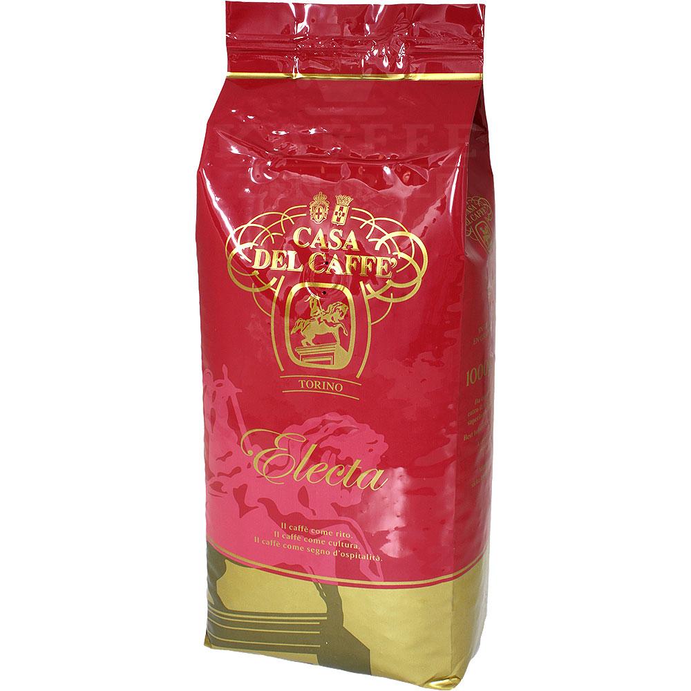 Кофе Casa Del Caffe Electa  (зерно). Упаковка 1000гр.
