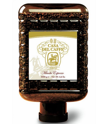 Кофе Casa Del Caffe Miscela 1882(зерно). Упаковка 3000гр.