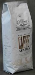 Кофе в зернах Compagnia Dell` Arabica Kenya AA