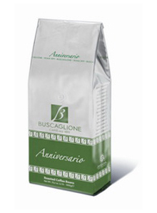Buscaglione Anniversario, зерно, 1000 г., пакет с клапаном.